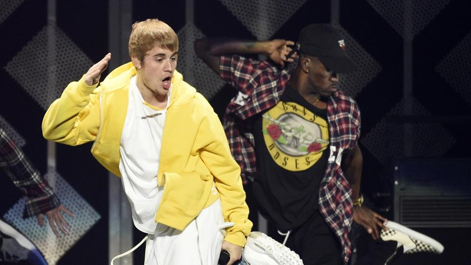 "During his planned week-long stay, the pop star is ""excited about doing the typical touristy things"", said the source. (Chris Pizzello/Invision/AP)"