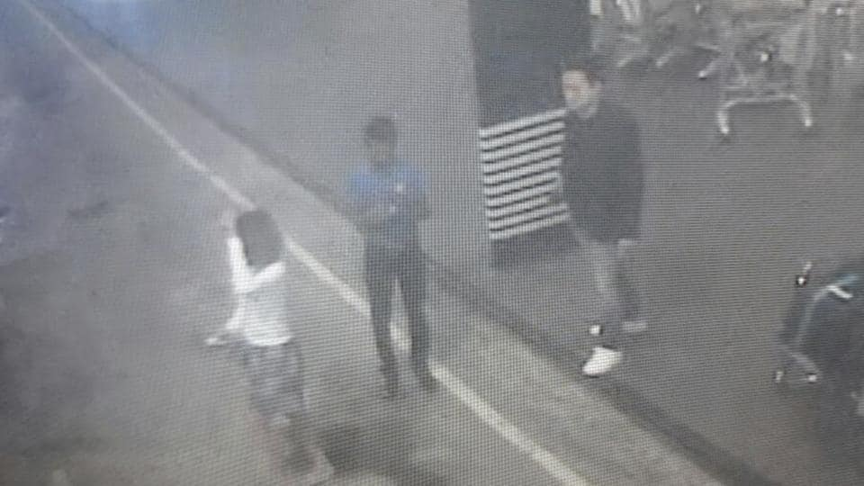 CCTV footage shows a woman at Kuala Lumpur International Airport in Sepang, Malaysia, who police say was arrested in connection with the death of Kim Jong Nam.