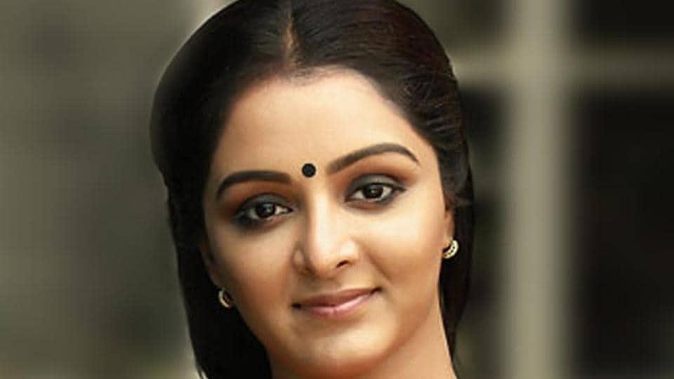 Malayalam actor Manju Warrier has replaced Vidya Balan in Aami.