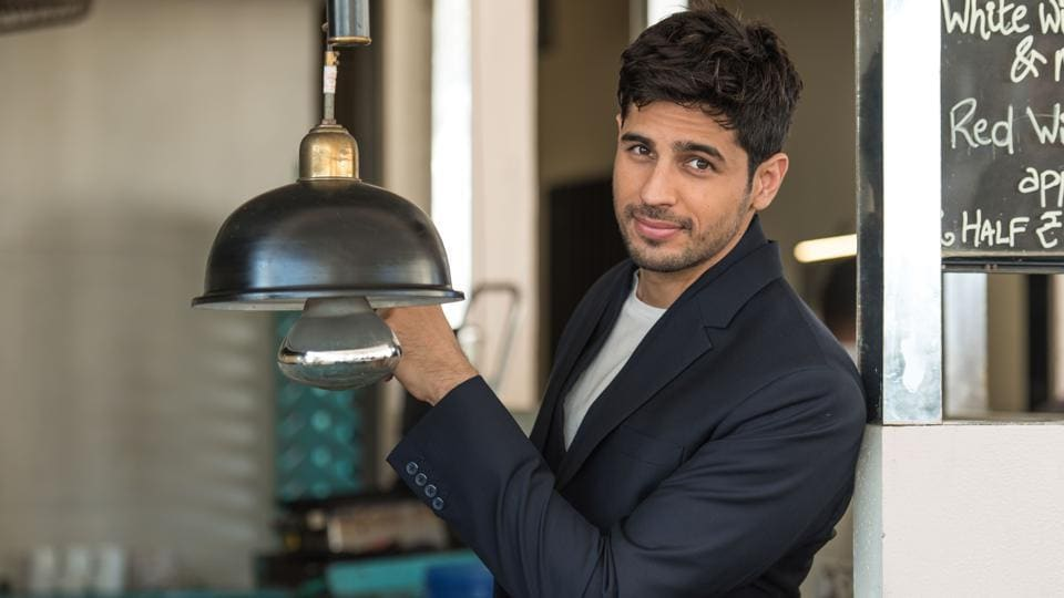 Bollywood actor Sidharth Malhotra participated in an exclusive photoshoot for the Hindustan Times. (Aalok Soni/HT Photo)