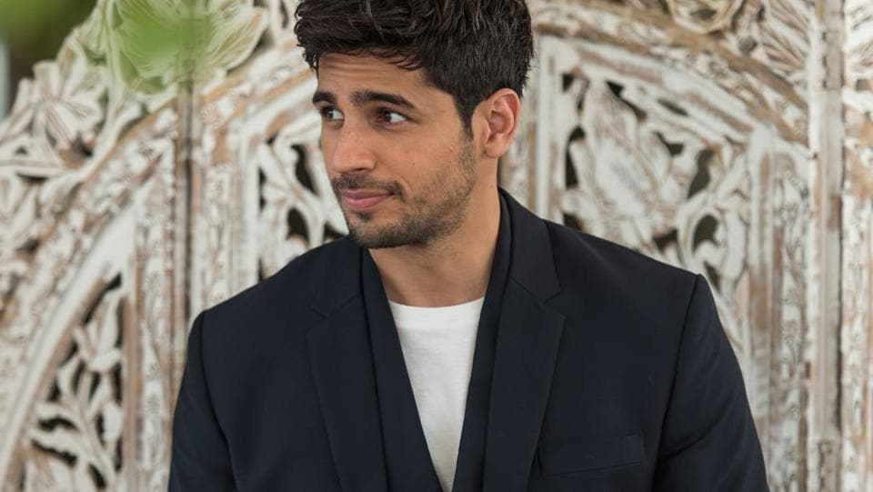 Sidharth Malhotra will next be seen in Reloaded. The release date of the film hasn't been announced yet. (Aalok Soni/HT Photo)