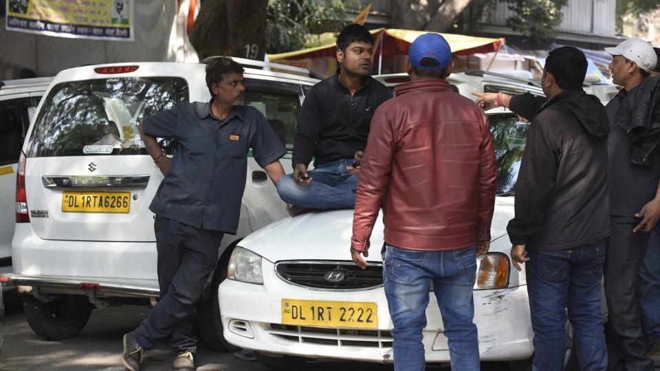 cab aggregators