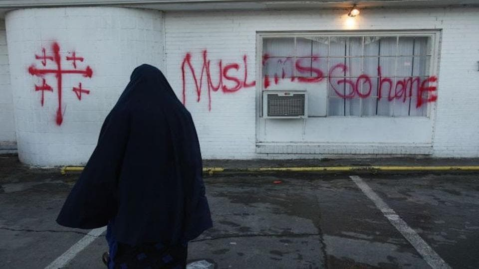 Donald Trump,Hate Crimes in America,Anti Muslim hate groups