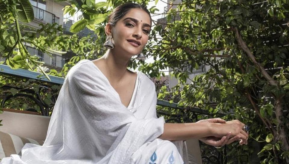 Sonam Kapoor is currently busy with Veere Di Wedding.