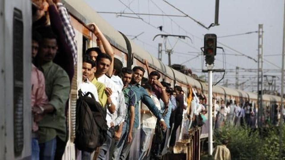 Stats revealed that the number of passengers falling from the trains is highest during peak hours.
