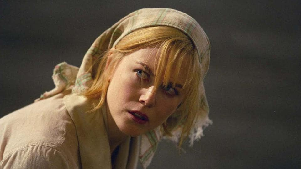 Danish helmer Lars Von Trier is making a new film called The House That Jack Built mocking President Trump. Seen here, Nicole Kidman in Dogville.