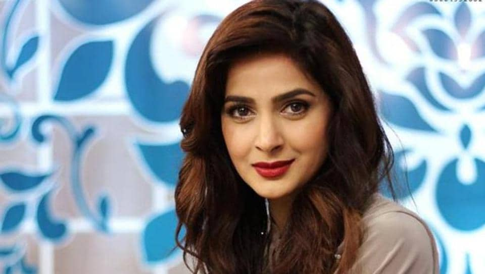 Pakistani actor Saba Qamar is making her Bollywood debut opposite Irrfan Khan with the film Hindi Medium.