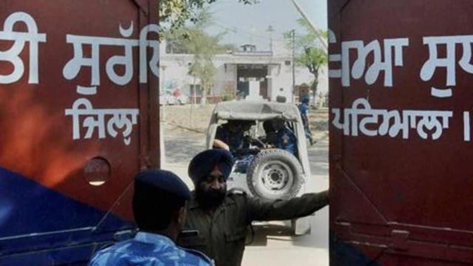 Nabha jailbreak,Gangster Gounder,Moga village