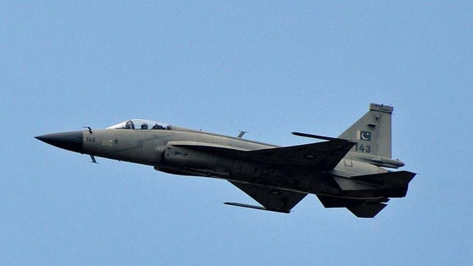 Pakistan fighter jets