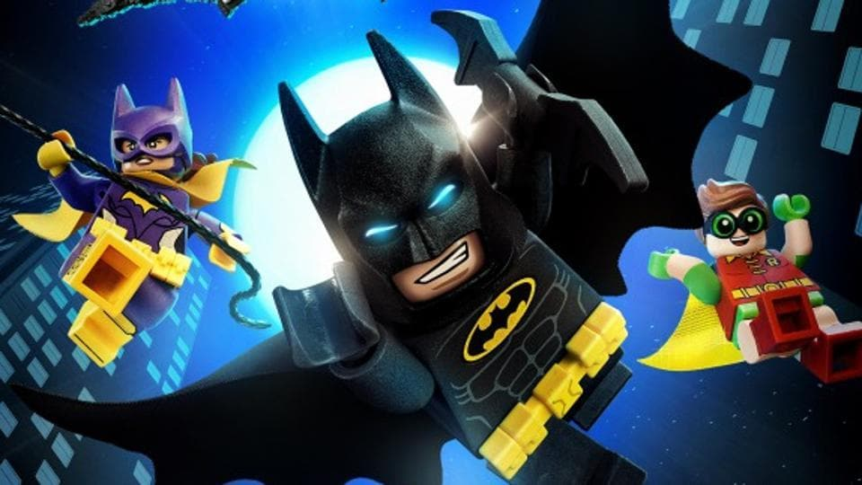 Holy animated spinoff based on children's construction toys Batman!