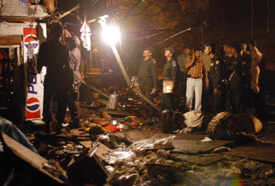 Delhi blast case 2005