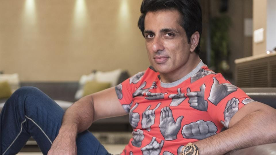 Actor Sonu Sood talks about how he believes in giving back to  society in his small ways.