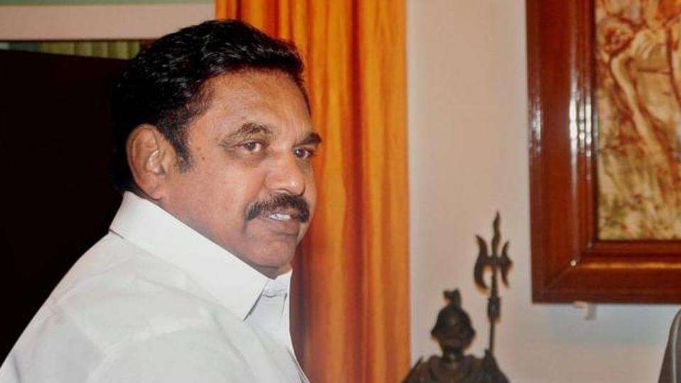 VK Sasikala,Edapaddi Palaniswami,Tamil Nadu