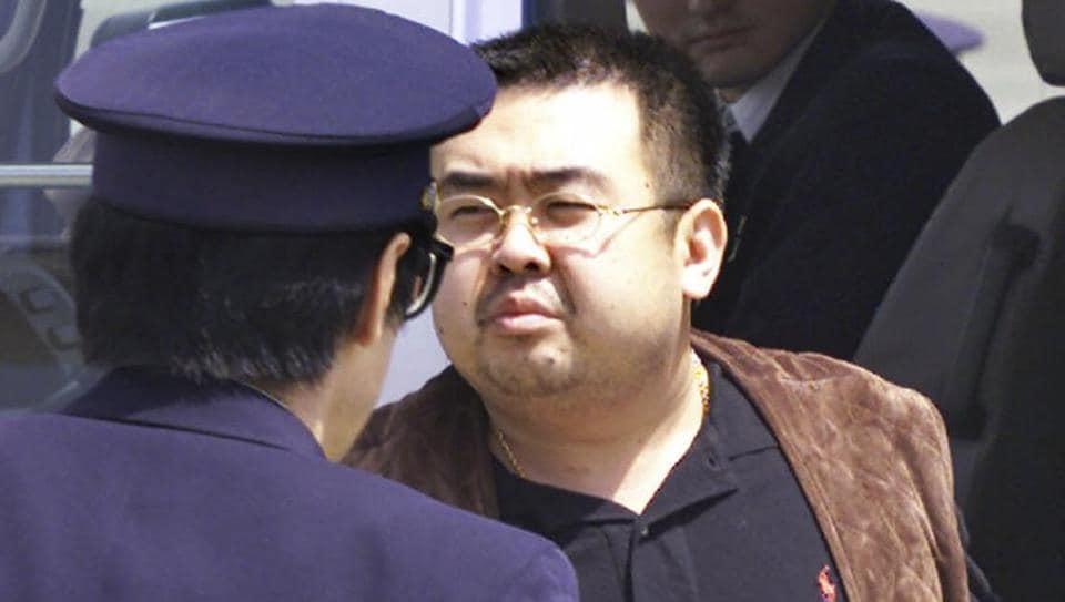 Kim Jong Un,Kim Jong Nam,Kim Jong's half brother