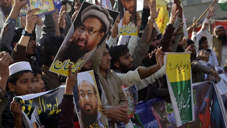 Hafiz Saeed,Jamaat-ud-Dawah,MEA