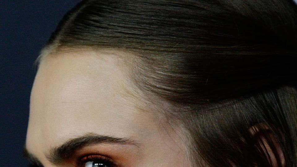 As things go more natural, your approach to eyebrows needs to be more relaxed, much like Cara Delevingne's