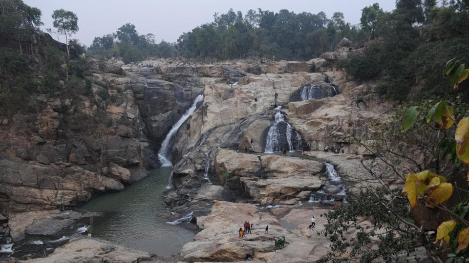 Momentum Jharkhand,Tourist Spots,Ranchi