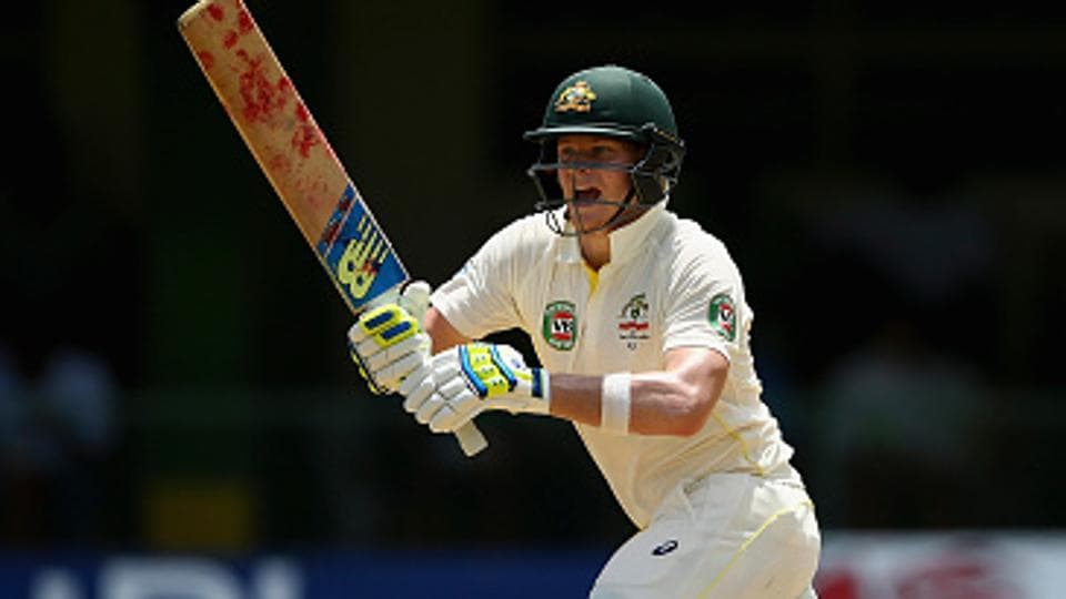 Australia cricket team skipper Steve Smith and Shaun Marsh (not in pic) scored centuries after openers David Warner and Matt Renshaw fell to Navdeep Saini early on Day 1 of the warm-up match vs India A t Brabourne Stadium in Mumbai on Friday. Catch live cricket score from Day 1 of the India A vs Australia warm-up game here.