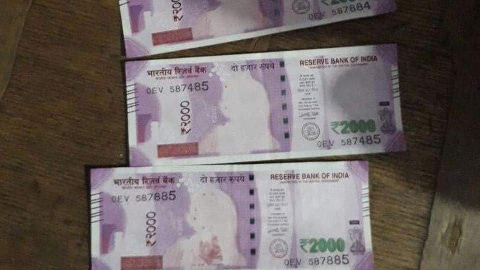 NIA,Fake Rs 2000 notes,Demonetisation