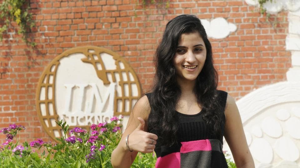 Nobody thought 21-year-old Paridhi Verma could get any job offer during the placement process at Indian Institute of Management, Lucknow.