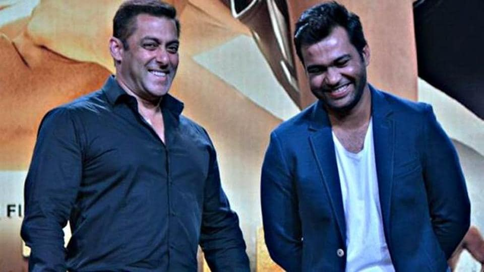 Salman Khan and Ali Abbas Zafar worked in last year's blockbuster Sultan and have teamed up again for the sequel of Ek Tha Tiger, titled Tiger Zinda Hai.