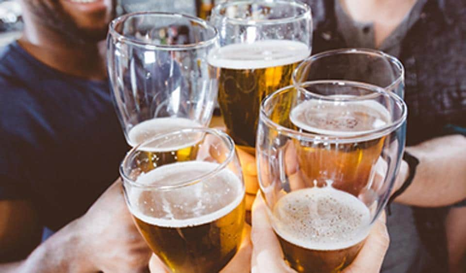 The state excise department had earlier issued a notice declaring two days prior to the polling date — from the evening of February 19 till 5pm on February 21 'dry days'. Sale of liquor was also prohibited for the entire day on February 23.