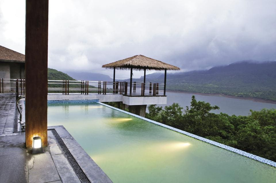The gorgeous Atmantan Resort in Pune