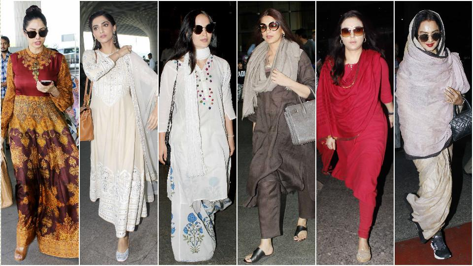 Here's some ethnic style inspo by Bollywood's trendsetters.