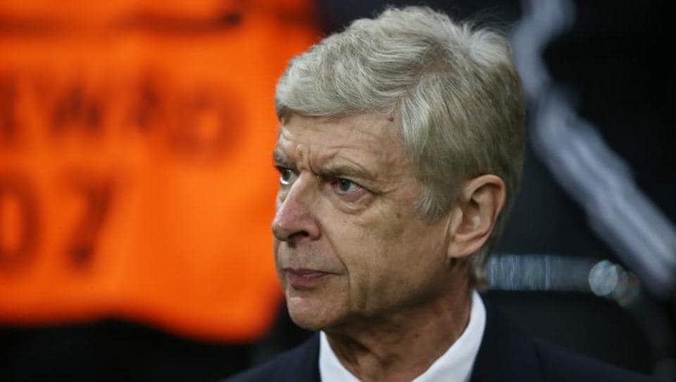 Arsenal manager Arsene Wenger during his side's UEFAChampions League match against Bayern Munich.