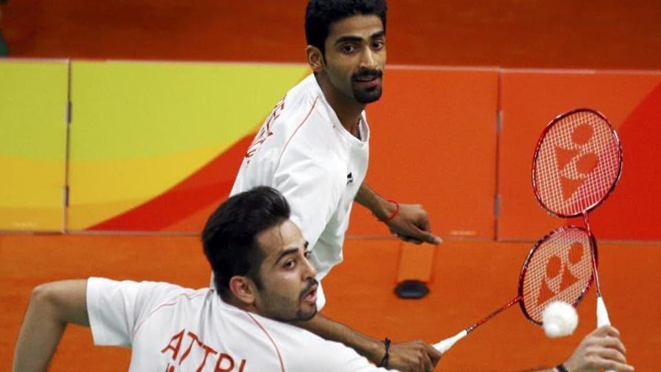 ROBOT Badminton Asia Mixed Team Championships,India vs Thailand,H S Prannoy
