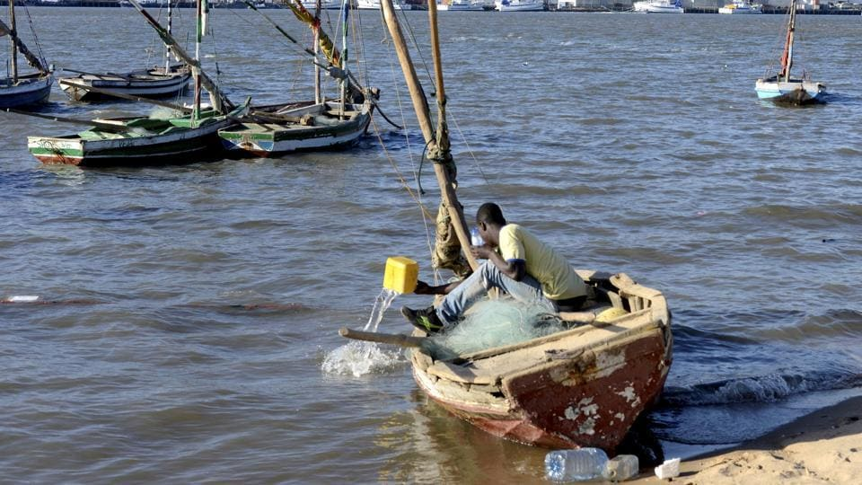 Cyclone Dineo killed seven people and affected 130,000 across southern Mozambique.