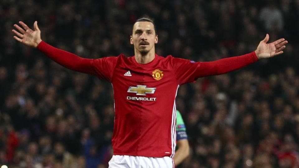 Manchester United,Zlatan Ibrahimovic,Indiana Jones