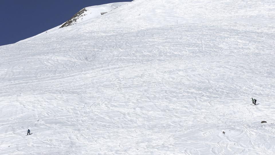 Kazakhstan avalanche