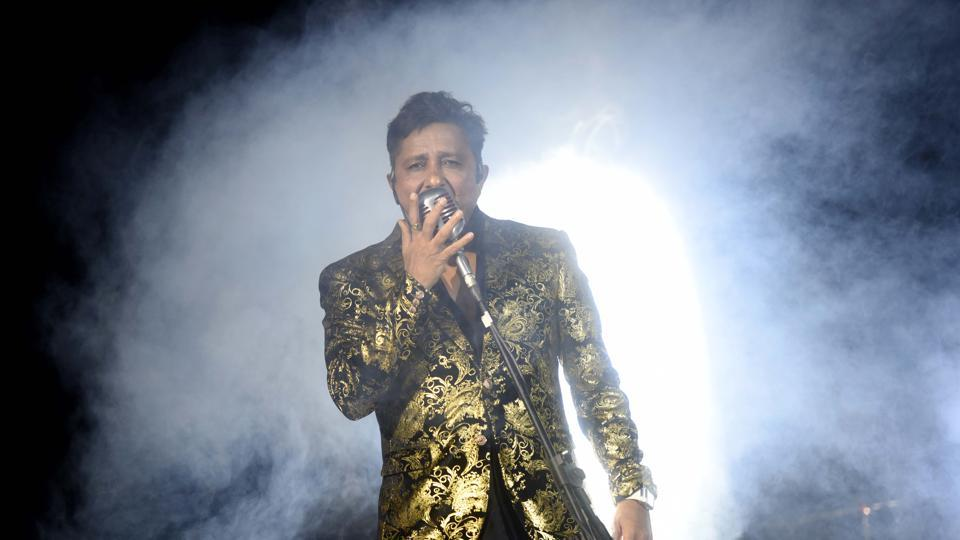 Sukhwinder Singh was recently in the city to perform at a college fest.