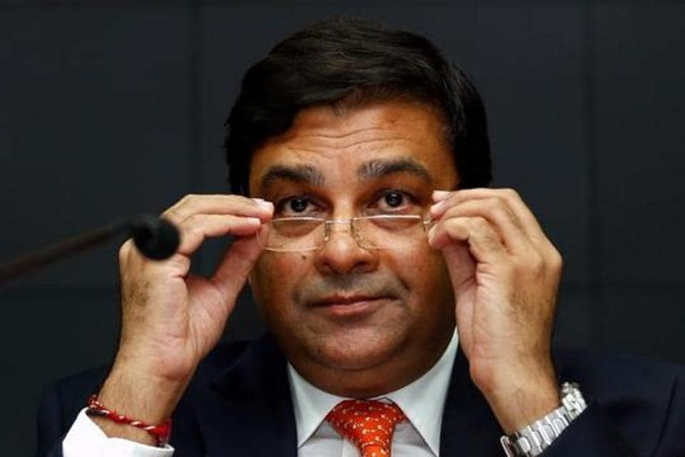 RBI governor Urjit Patel attends a news conference in Mumbai.