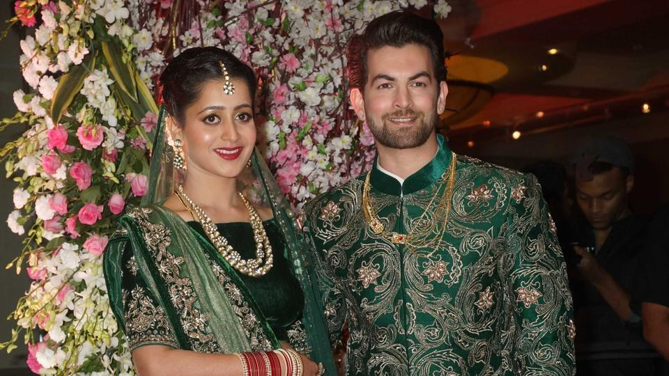 In Pics Heres A Look At Neil Nitin Mukeshs Star Studded Wedding