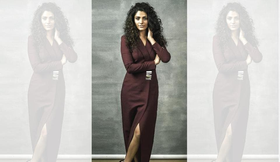 Saiyami Kher managed her parents restaurant when she was all of 10