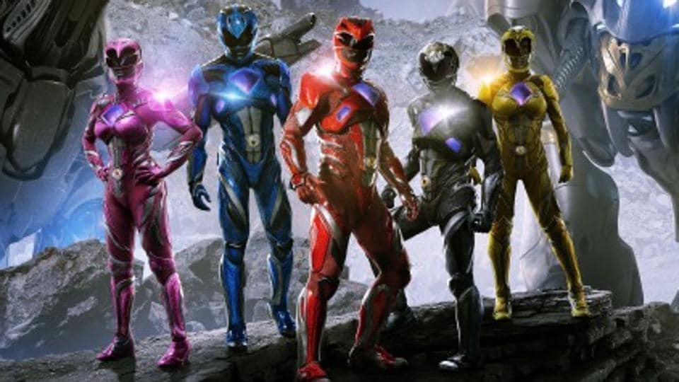 Power Rangers is scheduled for a March 24 release.