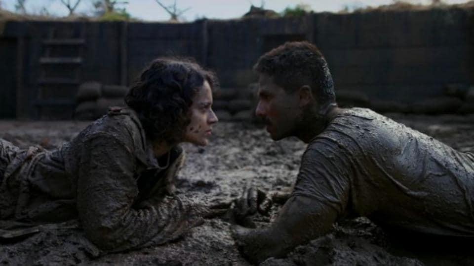 Rangoon will hit the screens on February 24, 2017.