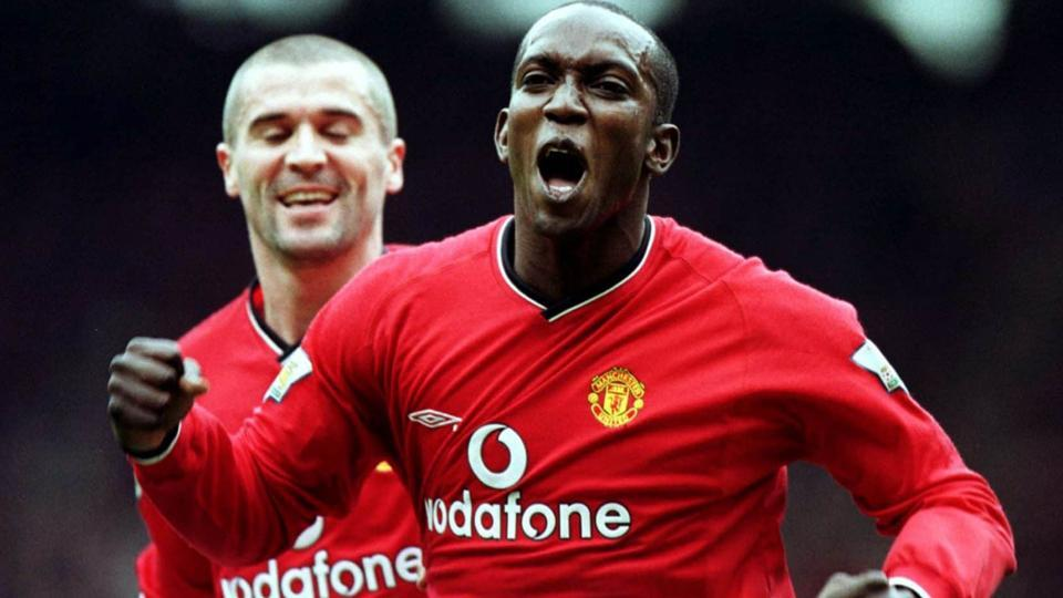 Former Manchester United striker Dwight Yorke was prevented from entering the US on Friday.