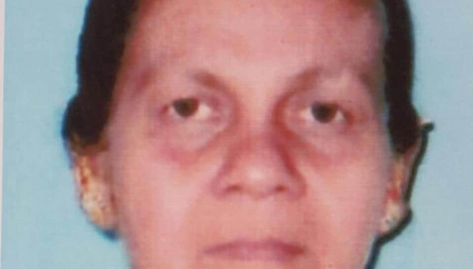 Philomena Sajan, 54, a fisherwoman, had fallen off a VVMC bus while travelling from Pachubunder port to Papdi village 18 December 2013.