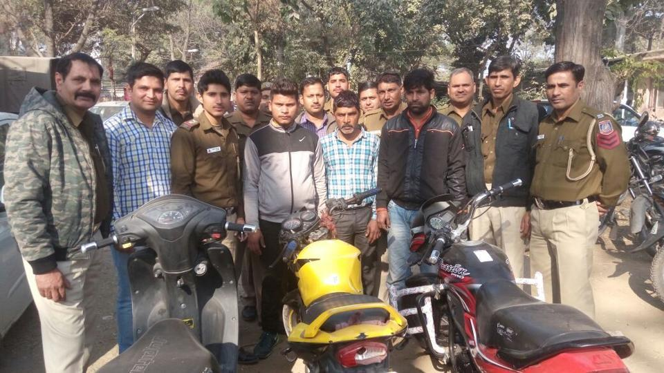 Pickpockets,Delhi crime,Gang of pickpockets