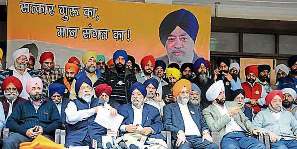 Over 3.8 lakh Sikh voters in the capital will elect 46 members for the committee.