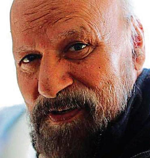 Writer Gurdev Chauhan