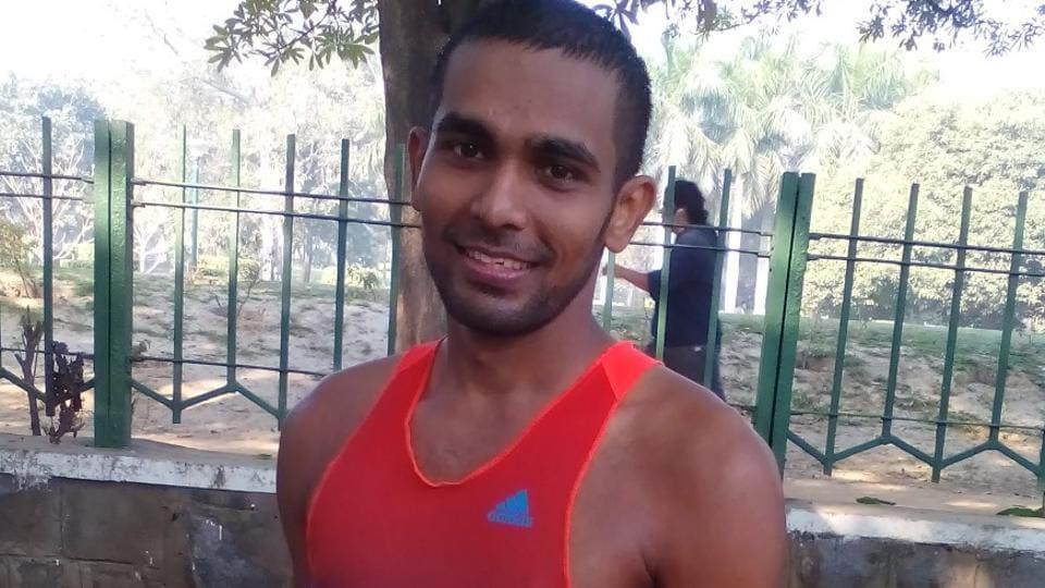 KT Irfan claimed the top spot in the 20km Race Walking Championship.