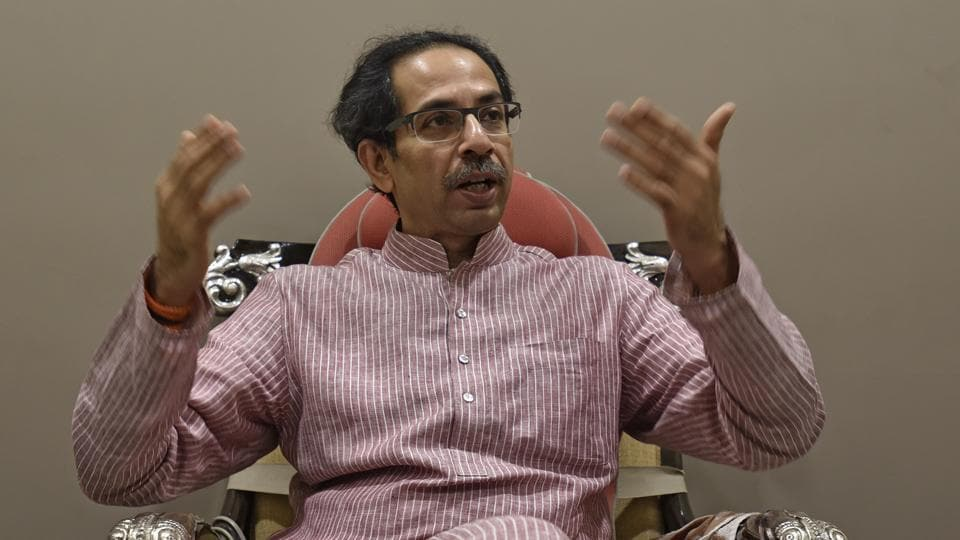 Uddhav Thackeray,Harshal Pradhan,Kirit Somaiya