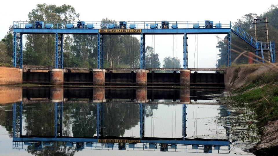Satluj-Yamuna back on the boil. INLD ready to dig canal itself