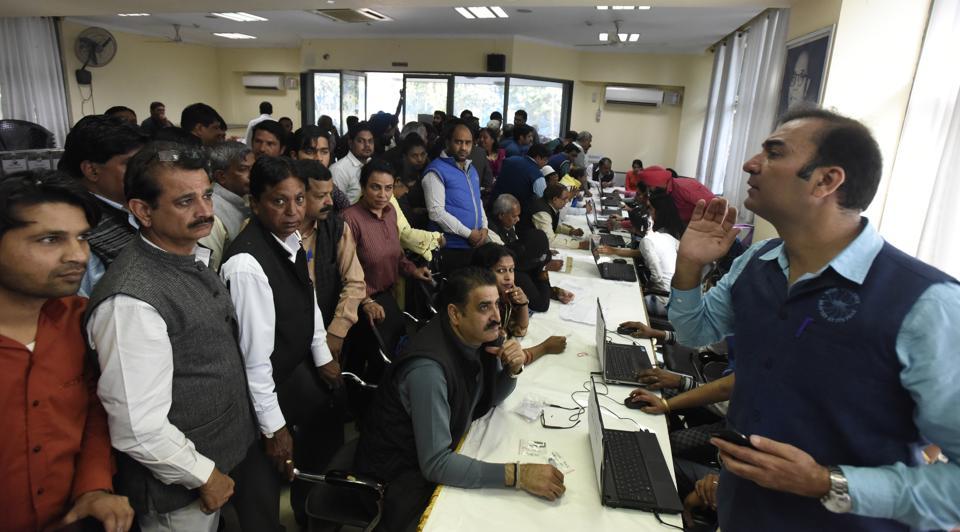 MCD elections,Delhi municipal elections,Delhi civic polls