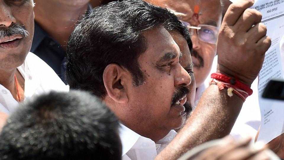 Tamil Nadu assembly Speaker P Dhanapal said on Saturday chief minister Edappadi K Palaniswami's government has absolute majority and the voting on its confidence motion was done as per House rules.