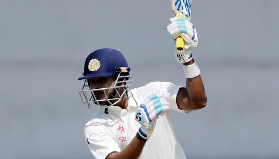 India A's Shreyas Iyer scored an unbeaten 85 in the warm-up match against Australia in Mumbai on Saturday.